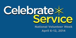 It's National Volunteer Week!