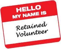 Retained Volunteer photo