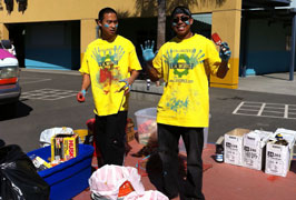 Increase Volunteer Participation With L.A. Works