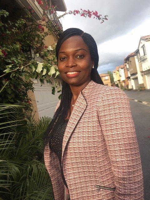 Get to Know DOVIA-LA President, Shade Mokuolu, MPA