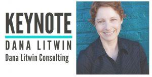 Dana Litwin dovia-la volunteer engagement conference speaker