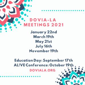DOVIALA 2021 Dates